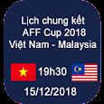 Lịch thi đấu đá chung kết AFF Cup 2018 lượt về apk