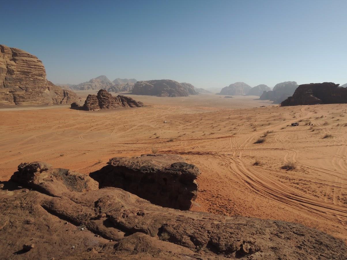 wadi rum mars