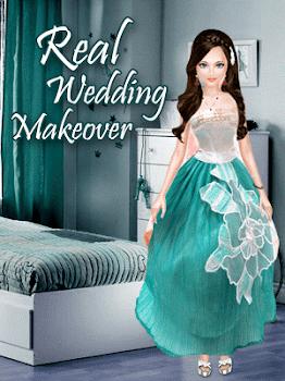 Real Wedding Salon Girl Makeup