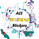 All Wishes Stickers  WAStickerApps icon