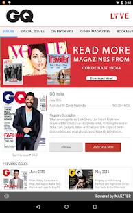 GQ India- screenshot thumbnail