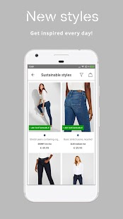 Esprit – shop fashion & styles Screenshot
