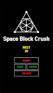 Space Block Crush (NoADs) Screenshot