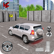 Prado luxury Car Parking Free Games