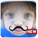 Moustache Stickers Photo Booth icon