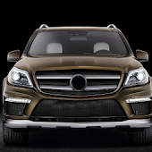 Wallpaper Mercedes Benz GL