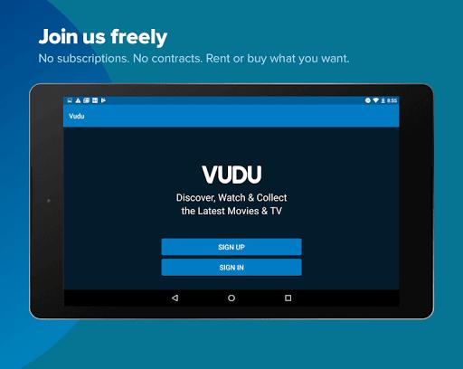 vudu movie download size