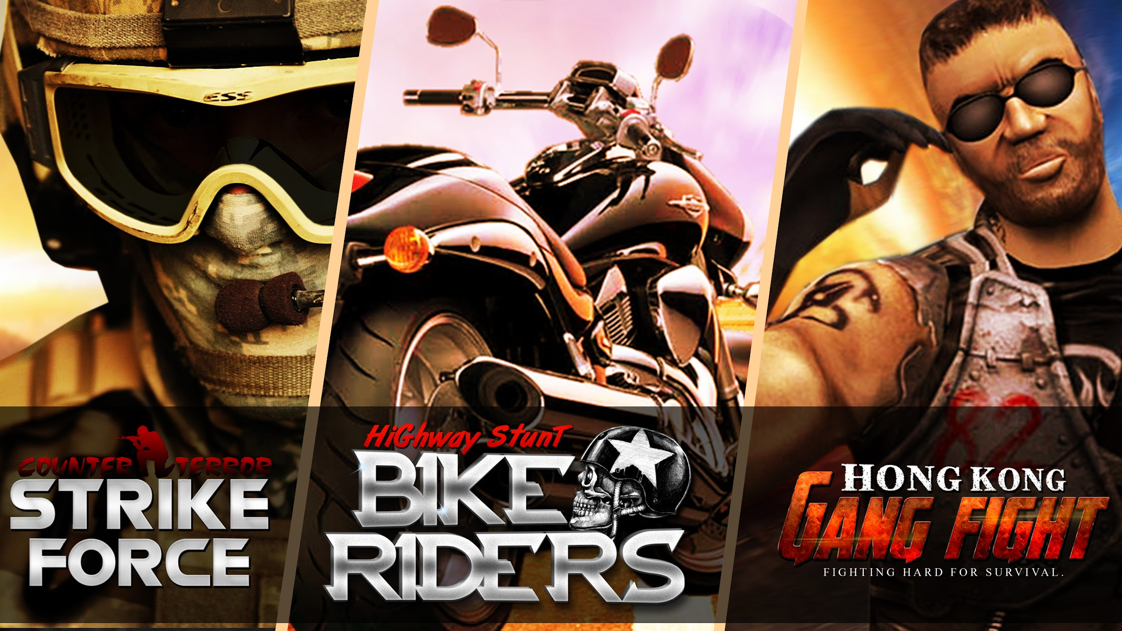 App Teeka - 3D HD Racing and VR Games