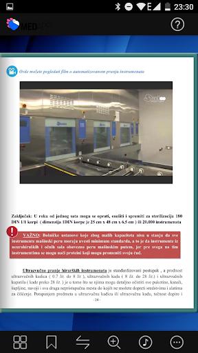 Priruu010dnik za sterilizaciju u medicini  screenshots 4