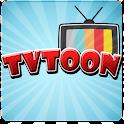 티비툰 만화같은 무료 다시보기 icon