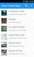 Screenshot of Music Folder Player Free