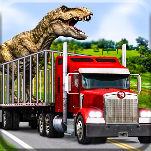 Dino Transport Truck Simulator