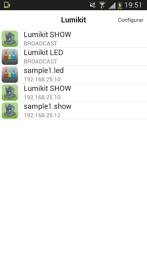 Lumikit SHOW RC2- screenshot