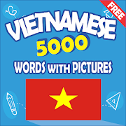 Vietnamese 5000 Words with Pictures