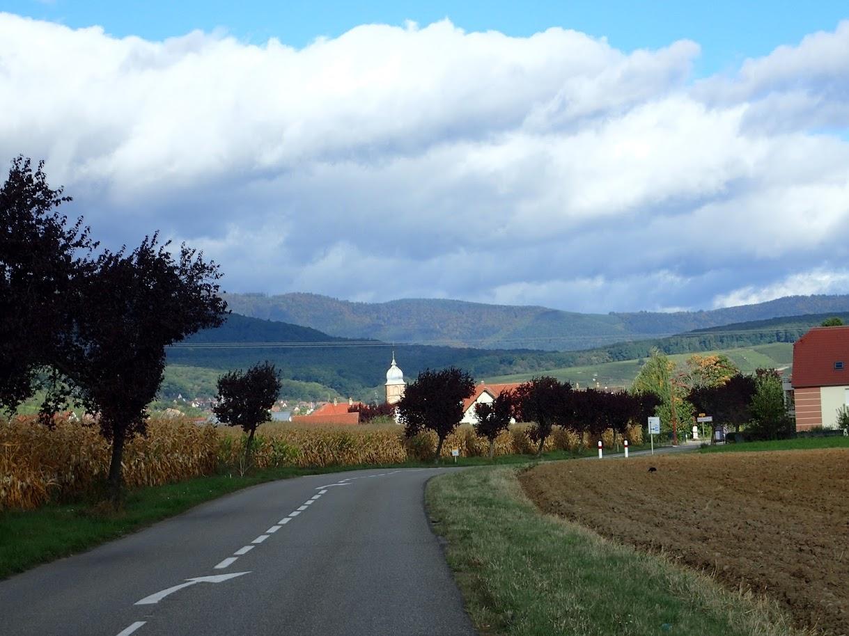Bergholtz, Orschwihr puis Val du Pâtre