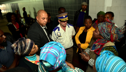 Tensions simmer over foreign hawkers