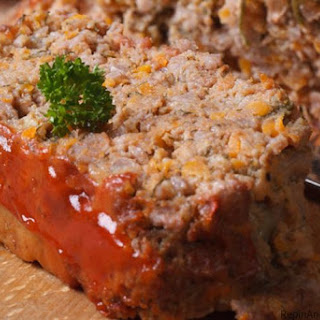 Meatloaf with Italian Cheese