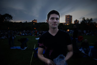 Photo: Steven looking a little Twilighty