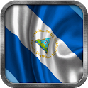 Nicaraguan Flag Live Wallpaper icon