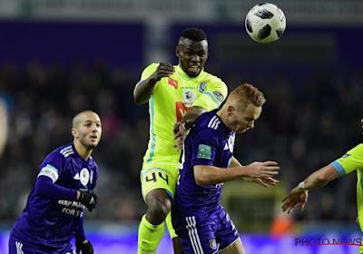 """Déçu par Anderlecht-la Gantoise: """"Seuls trois joueurs étaient au niveau"""""""