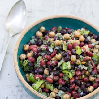 Dilled Bean Salad.