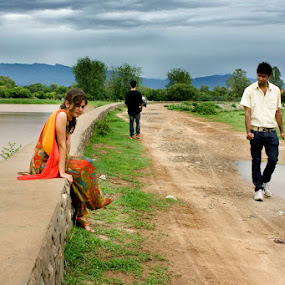 Truth by Anurag Bhateja - People Fine Art ( love, life, truth )