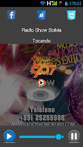 Radio Show Bolivia screenshot 1