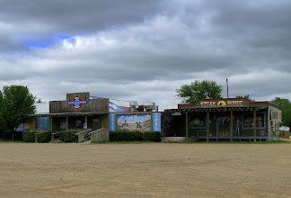 Photo: Opuszczone miasteczko...