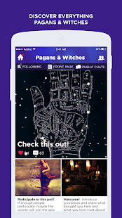 Amino for Witches & Pagans - náhled