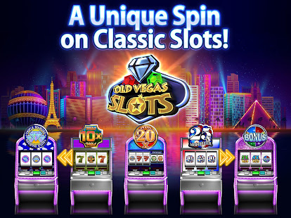 Game Old Vegas Slots – Classic Free Casino Games Online APK for Windows Phone