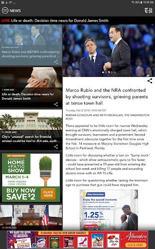 Florida Times-Union  screenshots 9