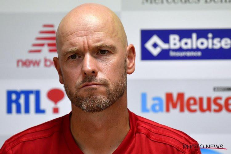 Dan toch (voorlopig) geen nieuwe uitdaging voor Erik ten Hag: trainer Ajax trekt niet naar RB Leipzig