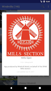Mills Open: UK windmills +more - 屏幕截图缩略图