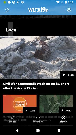 columbia news from wltx news19 screenshot 3