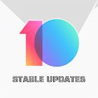 MIUI 10 STABLE UPDATES icon