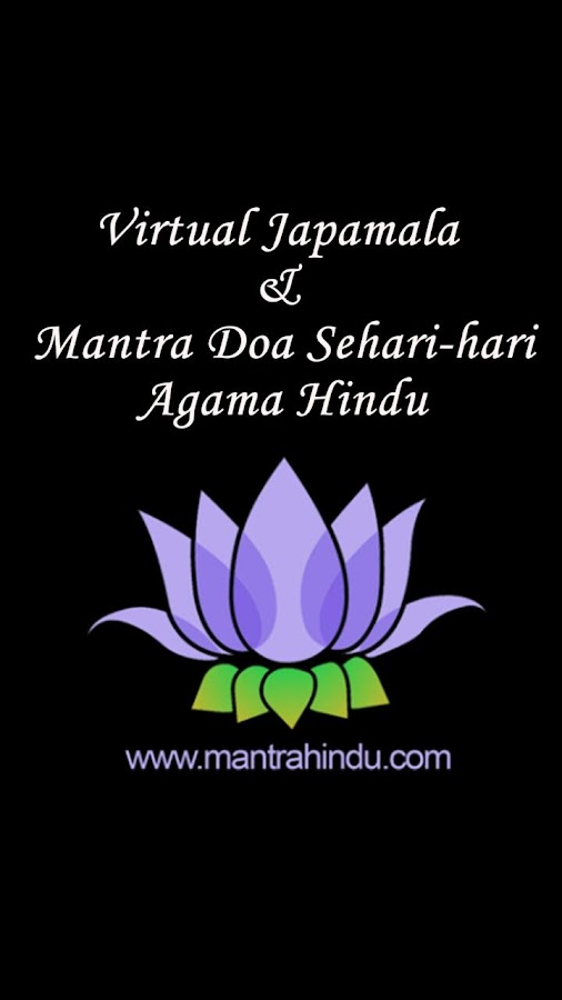 Mantra Hindu & Japamala Bali- screenshot