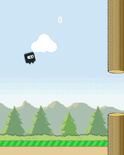 Flappy Farty Ninja