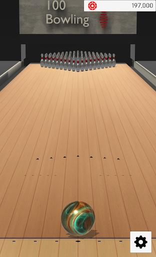Real Bowling 3D -Physics Engine Bowling Game- apktram screenshots 3