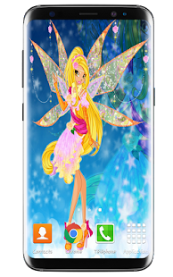 Winx Wallpapers HD Club - náhled