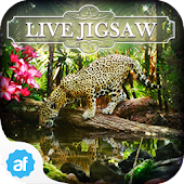 Live Jigsaws - Wildlife