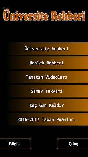 u00dcniversite Rehberi 2018 v 4.8.2 screenshots 8