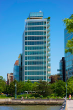 Photo: Residential Building on the Hudson, apparently Nicole Kidman has an apartment here.