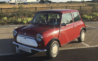 Austin Mini Rent East Midlands