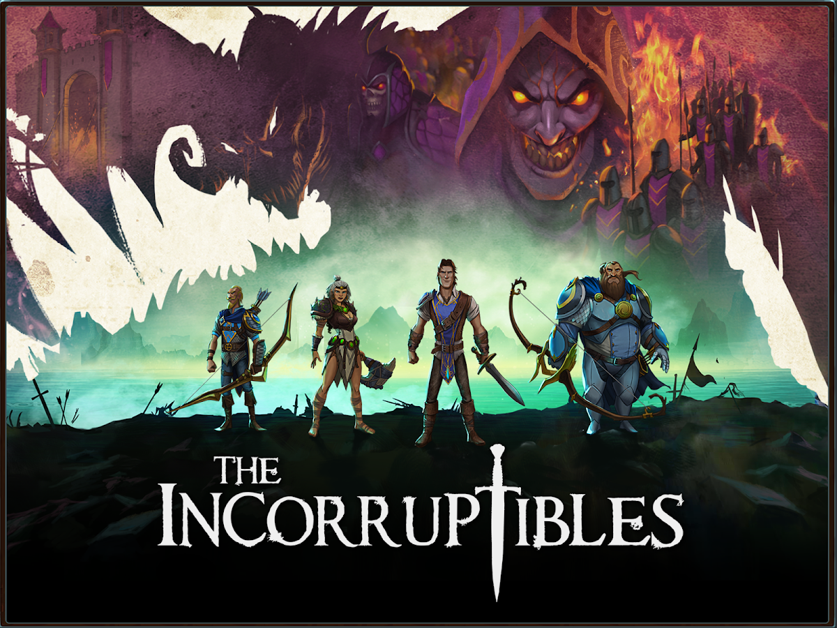 The Incorruptibles- screenshot