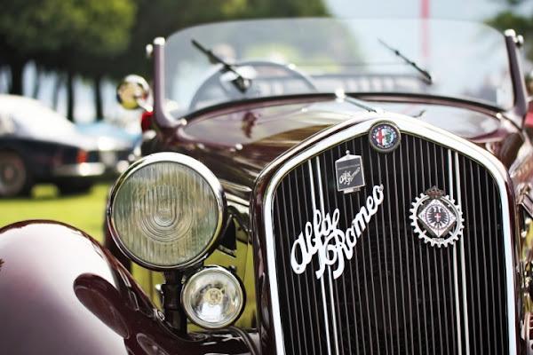 Alfa Romeo 6C 1935 di andprove