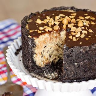 Chocolate Peanut Butter Torte.
