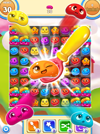 Macaron Pop : Sweet Match3 Puzzle android2mod screenshots 12