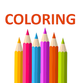 Coloring book-adults & kids