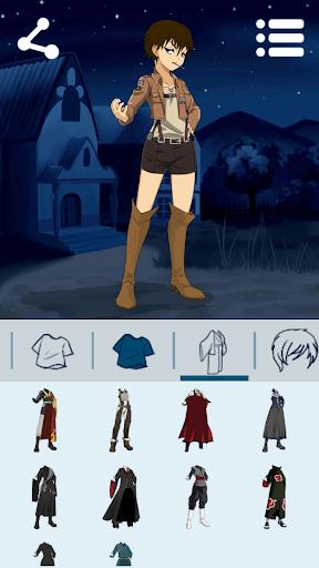 Avatar Maker: Anime Boys 2.5.3.1 screenshots 3