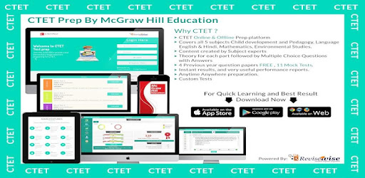 CTET Exam Preparation - In Hindi and English - Apps on Google Play